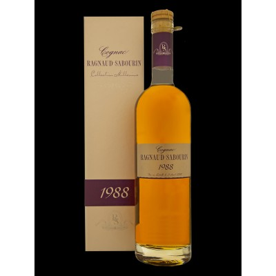 Ragnaud Sabourin 1988 Grande Champagne Cognac