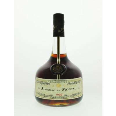 Montal 1959 Bas Armagnac
