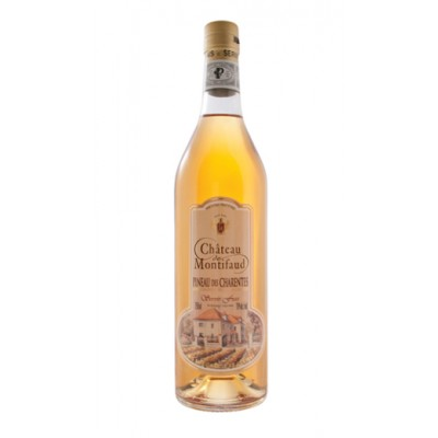 Chateau Montifaud Pineau des Charentes White 4 Year Old
