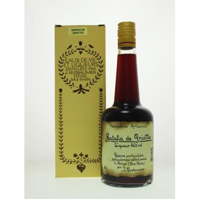 Nusbaumer - Ratafia de Griottes, Wild Cherry Liqueur