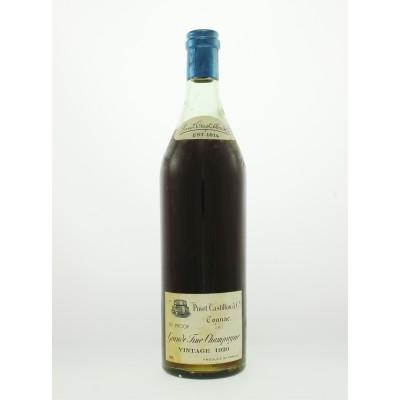 Pinet Castillon & Co 1920 Grande Fine Champagne Cognac