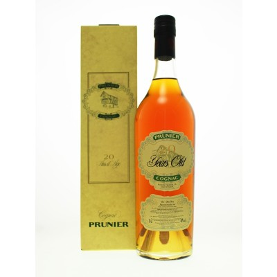 Prunier 20 Year Old Fins Bois Cognac - Harvested 1991