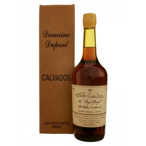 Calvados Dupont Vintage 1969