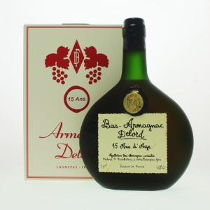 Delord 15 Year Old Bas Armagnac
