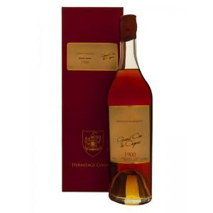 Hermitage 1900 Grande Champagne Bouteville Cognac