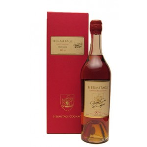 Hermitage 60 Year Old Grande Champagne Cognac