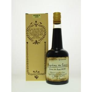 Nusbaumer - Suprême de Cassis Liqueur