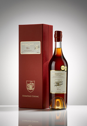 Hermitage 50 Year Old Wins Cognac Trophy at IWSC 2021