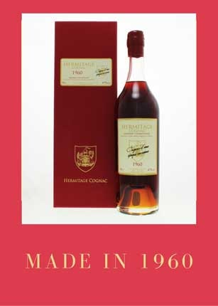 Sixty Years Ago This Cognac Was Conceived