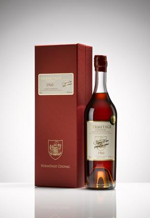 Hermitage 1960 Cognac Wins Cognac Trophy at IWSC 2020
