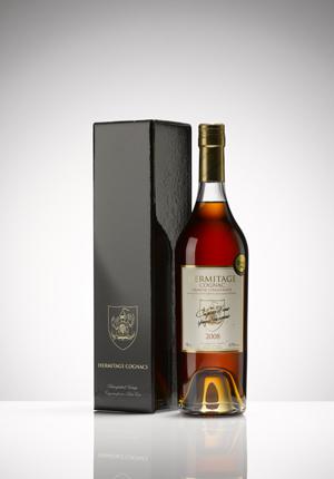 Hermitage single estate cognacs