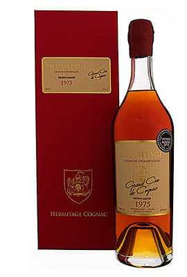Hermitage single estate cognacs