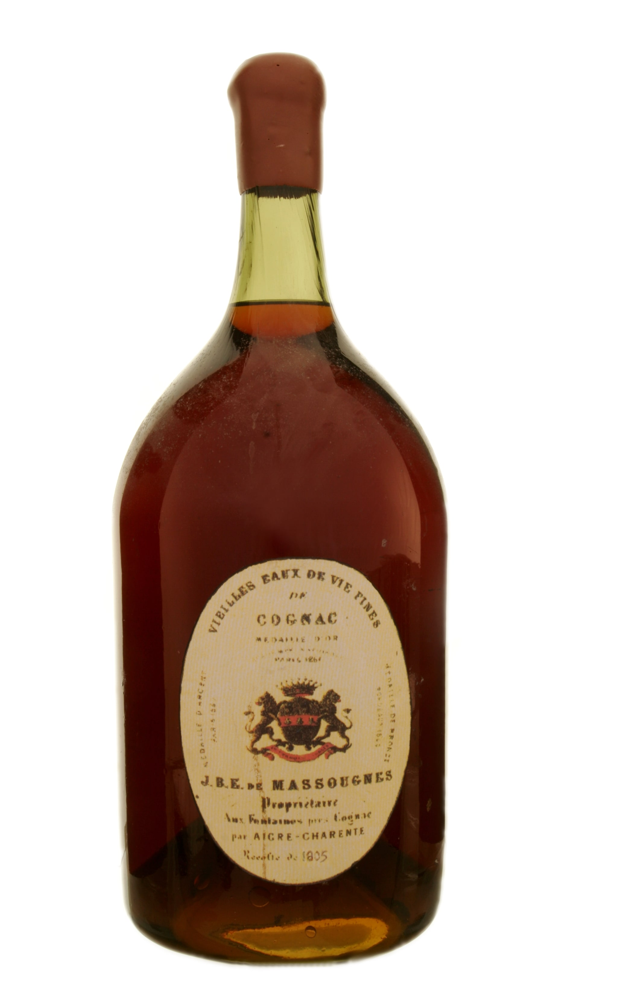 One of the rarest and highest single value Cognac sales in history!