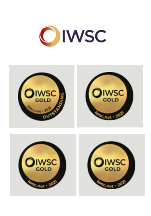 IWSC 2021 Excellent Results for Hermitage Cognacs