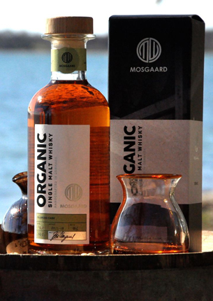 Organic Whisky and Gin Just Arrived