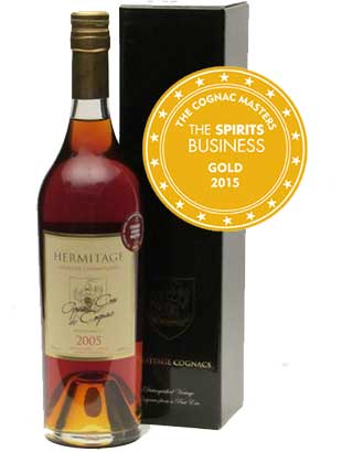 Award winning Single Estate Cognac
