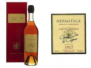 Hermitage 1917 Limited Edition Vintage Cognac