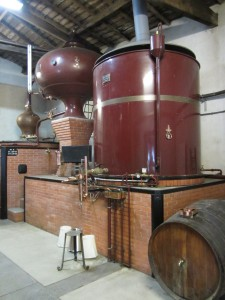 double distillation