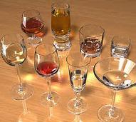 spirit glasses