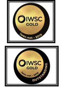 IWSC 2019 cognac gold medals